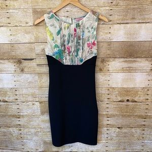 Ted Baker London Sammya Pencil Dress Size 1